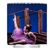 Dancing Princess Shower Curtain