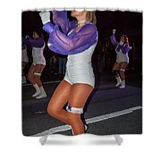 Dancing The Night Away Shower Curtain