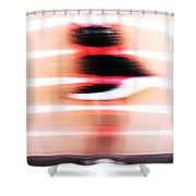Dancing To Sinatra  Shower Curtain