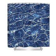 Dancing Water 5 Shower Curtain