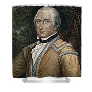 Daniel Morgan (1736-1802) Shower Curtain