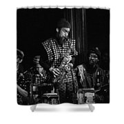 Danny Davis Solos Shower Curtain