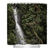 Dark And Twisted Shower Curtain