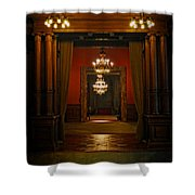 Dark Dreams Shower Curtain