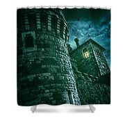 Dark Tower Shower Curtain