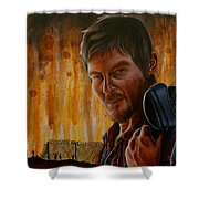Daryl Shower Curtain