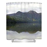 Dashi In Bliss Shower Curtain