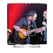 Dave And Stefan Jam Shower Curtain