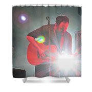 Dave In The Spotlight Shower Curtain