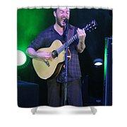Dave Rocks Tampa Shower Curtain