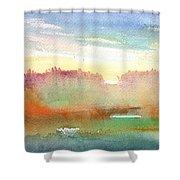 Dawn 43 Shower Curtain