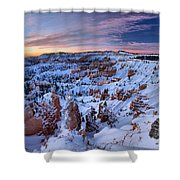 Dawn At Bryce Shower Curtain
