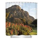 Dawn At Kirstenbosch Shower Curtain