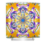 Dawning Reality Shower Curtain