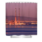 Day Peep Shower Curtain