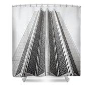 Dayabumi Kompleks Shower Curtain