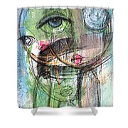Daylight Comes For Us All Shower Curtain