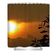 Day's Done My Sun Shower Curtain