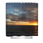 Days End Beauty Shower Curtain