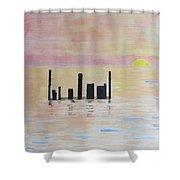 Dayspring Shower Curtain