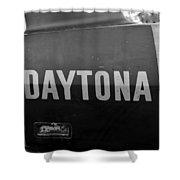 Daytona Dominator Shower Curtain