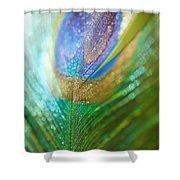 Dazzling Light Shower Curtain