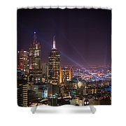 Dazzling Melbourne Shower Curtain