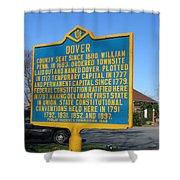 De-kc34 Dover Shower Curtain