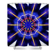 Dead By Sunrise Shower Curtain