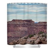Dead Horse Point State Park 2 Shower Curtain