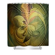 Dear Heart Shower Curtain
