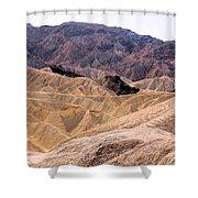 Death Valley # 12 Shower Curtain