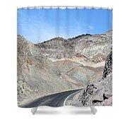 Death Valley # 9 Shower Curtain