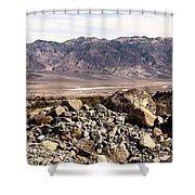 Death Valley #6 Shower Curtain
