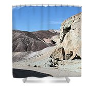 Death Valley #7 Shower Curtain