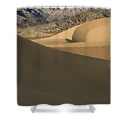 Death Valley Mesquite Flat Sand Dunes Img 0086 Shower Curtain
