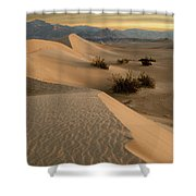 Death Valley Mesquite Flat Sand Dunes Img 0177 Shower Curtain