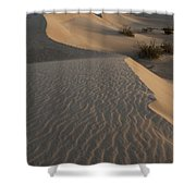 Death Valley Mesquite Flat Sand Dunes Img 0181 Shower Curtain