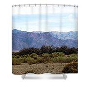 Deathvalley # 4 Shower Curtain