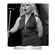 Deborah Harry Shower Curtain