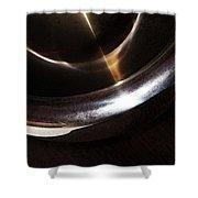 Decadence - Art By Sharon Cummings Shower Curtain
