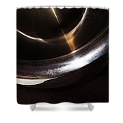 Decadence - Art By Sharon Cummings Shower Curtain