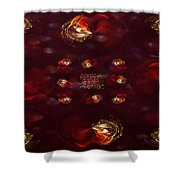Decadence Shower Curtain