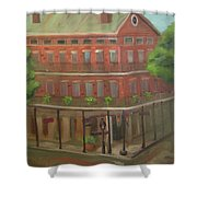 Decatur Shower Curtain