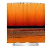 December Dundee Dawn Shower Curtain