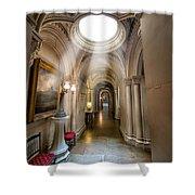 Decorative Hall Shower Curtain