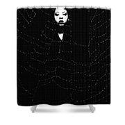 Decoy Shower Curtain