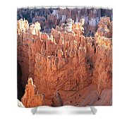 Deep Canyon - Bryce Np Shower Curtain