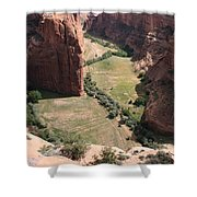 Deep Canyon De Chelly Shower Curtain