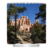 Deep In The Bryce Canyon Shower Curtain